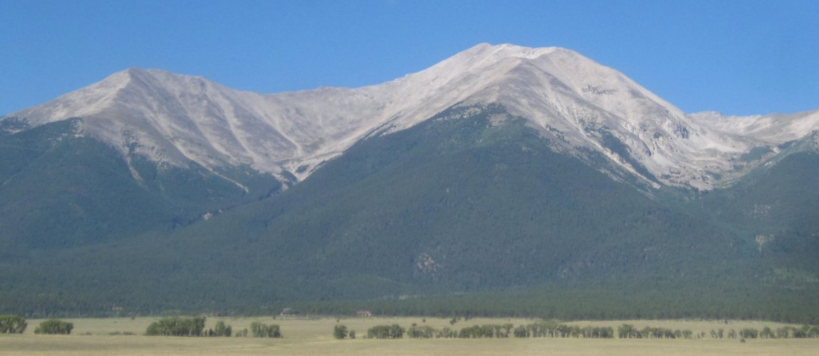 Mount Princeton, Colorado